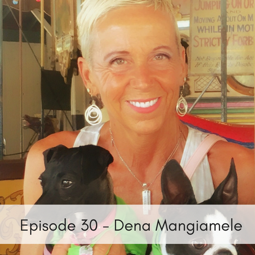 Episode 30 – Dena Mangiamele, Animal Shelter and Forensic Veterinarian
