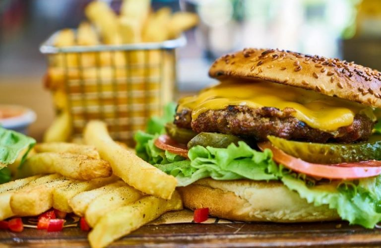 National Double Cheeseburger Day
